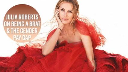 Is Julia Roberts unlikeable in Harper's Bazaar?