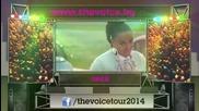 Реклама На The Voice of Summer Tour 2014
