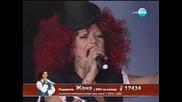 Жана Бергендорф X Factor (24.10.13)