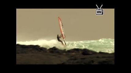 Wave windsurfing []