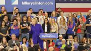 USA: Clinton rallies up support ahead of California primary