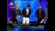 Music Idol: Мнението на Фънки за Иван Ангелов.