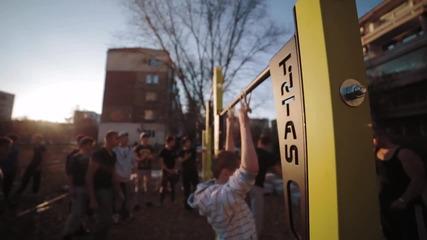 Открита улична тренировка - Пловдив