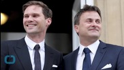 In Luxembourg, Gay Premier Marries, in First for EU