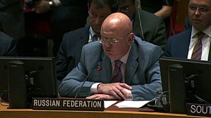 UN: Russian, Western representatives spar at Ukraine language briefing