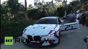 САЩ: BMW разкри концепция за M4 GTS и 3.0 CSL Hommage R
