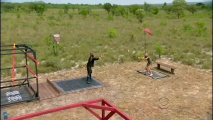 Survivor Изпитания: Tocantins - изпитание 09