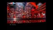 Hadise - Dum tek tek (eurovision)