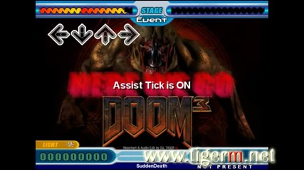 Stepmania - Doom 3 Theme - Chris Vrenna