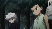 Hunter x Hunter 2011 Episode 81 Bg Sub