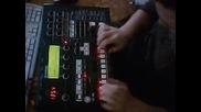 Yamaha Rm1x - Dubstep