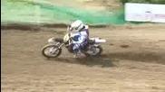 2010 Fim Mx3 Emx2 Motocross World Championship - Senkvice Qualifying Race