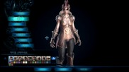 Tera Online Character Creation - Amani Female