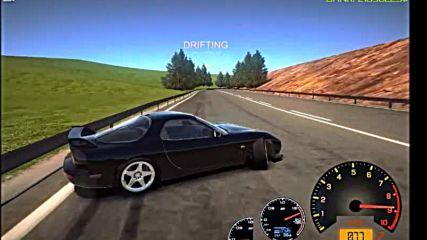 Drift Street Japan gameplay