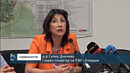 Над 1100 човека са изследвани по метода за масово тестване за коронавирус в Пловдив