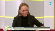 """Йоанна Темелкова за ролята си в """"Братя"""""""