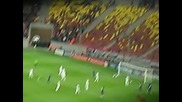 Otelul Galati - Manchester United Rooney first penalty 18.10.2011