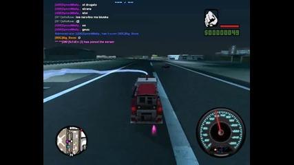 [dft]shokow and [udb]speedwally firetruck twin !