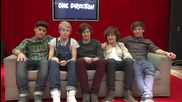 One Direction - Благодарят на Bridget Lampard