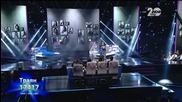 Траян Костов - X Factor Live (21.10.2014)