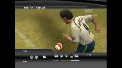 Fifa 07 - Странична Ножица