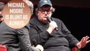 Майкъл Мур: ''Нуждаем се от повече изкуство и по-малко боклуци''