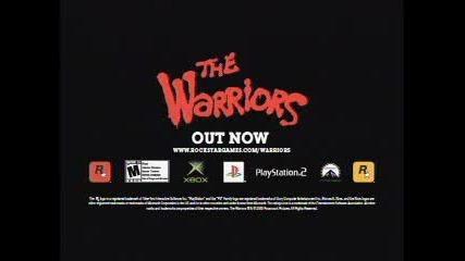 The Warriors - Pеклама