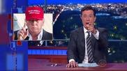 The Late Show with Stephen Colbert / Късното Шоу със Стивън Колбер - Епизод 3 - 10 Септември '15