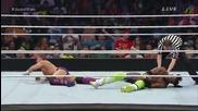 Wwe Payback 2015 - The New Day срещу Tyson Kidd & Cesaro