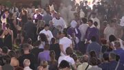 Italy: Renzi booed at funeral for quake victims on national day of mourning