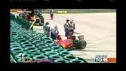 Felipe Massa - Инцидента