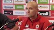 Радуканов: Щом Борисов иска да бием с 4:0, трябва да удовлетворим желанието му