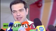 "Greece: ""Today democracy defeats fear,"" says optimistic Tsipras"