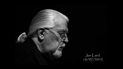 Почина Джон Лорд ( Oснователя на Дийп Пърпъл)