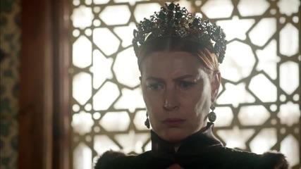 Великолепният век 131. епизод - Ясновидката разказва за пророчеството от съня и - Бг. суб. - Hd