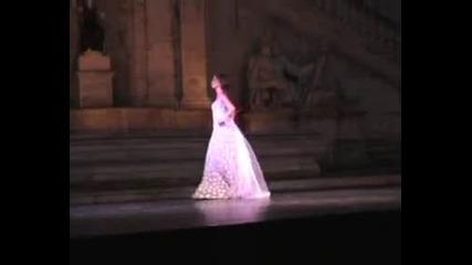 Ревю на Вяра Георгиева - Рим, 2012