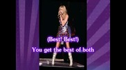 Hannah Montana - The Best Of Bouth Worlds instrumental/karaoke