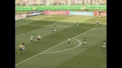 Швеция-сенегал златен гол 2002 world cup