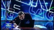 Георги Бенчев - драматична песен - X Factor Live (26.01.2015)