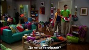 Теория за големия взрив / The Big Bang Theory / S02 E09