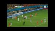 Мондиал 2014 - Холандия 0:0(4:3) Коста Рика - Геният на Ван Гаал надви съдбата след голяма драма!