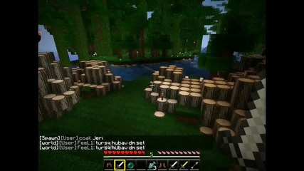 Minecraft-firesoulgaming (survival games)