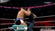 Alexander Rusev / на Александър Русев Rusev defeats Dean Ambrose 12.01.2015