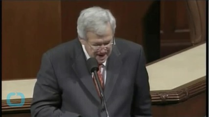 Former Speaker Hastert's Corrupt Past Cashes Out