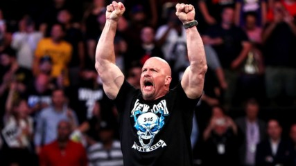 "Relive ""Stone Cold"" Steve Austin's unreal return to Madison Square Garden: WWE Now"
