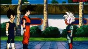 Dragon Ball Z - Сезон 7 - Епизод 213 bg sub