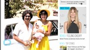 Kourtney Kardashian Shares Epic 1970s Baby Pics With Mom Kris Jenner and Dad Robert Kardashian