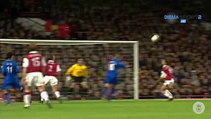 Арсенал – Манчестър Ю 3:2, сезон 1997-1998