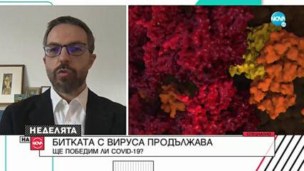 Епидемиолог: Преболедувалите коронавирус не могат да бъдат заразни след това