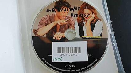 Българското Dvd издание на Текст и музика (2007) Prooptiki Bulgaria
